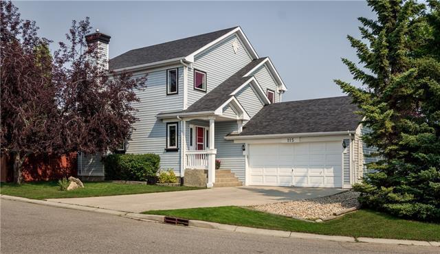 115 Hidden Spring Close NW, Calgary, AB T3A 5J4 (#C4201142) :: Your Calgary Real Estate