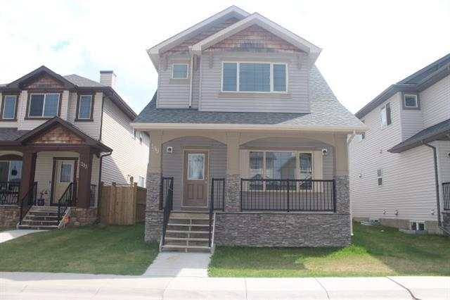 199 Baywater Rise SW, Airdrie, AB T4B 0B2 (#C4201180) :: Canmore & Banff