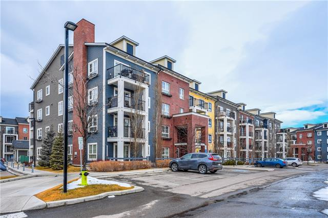 279 Copperpond Common SE #1105, Calgary, AB T2Z 1C6 (#C4201201) :: Canmore & Banff