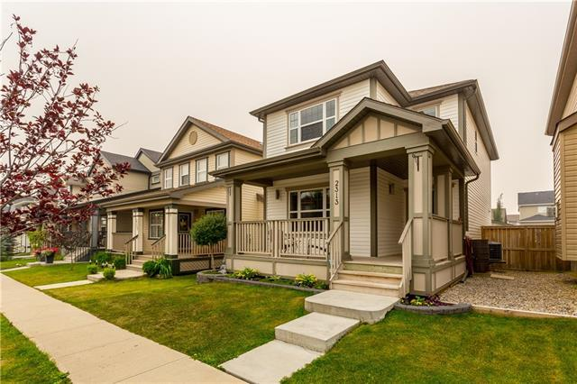 2313 Reunion Rise NW, Airdrie, AB T4B 0M8 (#C4201205) :: Canmore & Banff