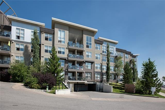 88 Arbour Lake Road NW #517, Calgary, AB T3G 0C2 (#C4201236) :: The Cliff Stevenson Group