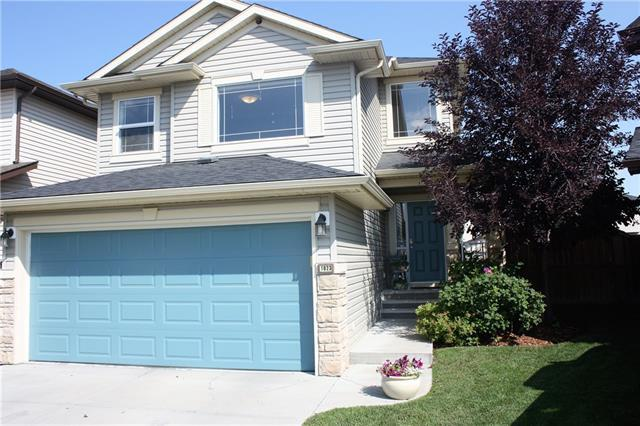 1023 Prairie Springs Hill(S) SW, Airdrie, AB T4B 0E9 (#C4201272) :: Your Calgary Real Estate