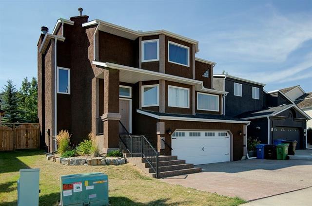 45 Sidon Crescent SW, Calgary, AB T3H 2B5 (#C4201276) :: Canmore & Banff