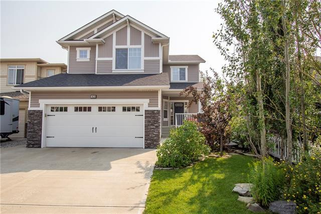 42 Thornfield Place SE, Airdrie, AB T4B 2K6 (#C4201313) :: Your Calgary Real Estate
