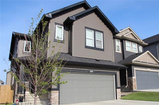 102 Sage Berry Way NW, Calgary, AB T3R 0K9 (#C4201327) :: Canmore & Banff