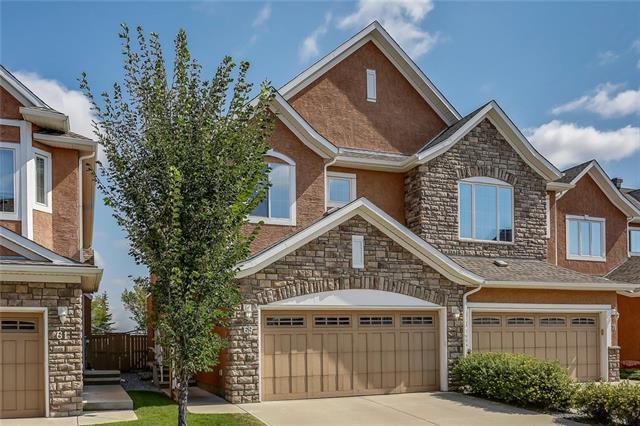 69 Cranleigh Heath SE, Calgary, AB T3M 0E5 (#C4201334) :: Redline Real Estate Group Inc