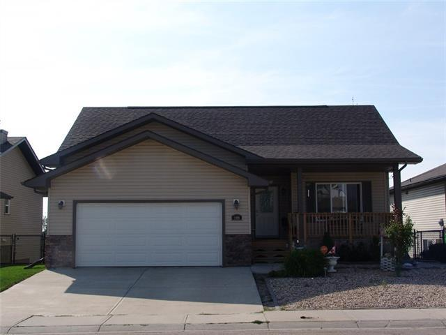 149 Aspen Creek Crescent, Strathmore, AB T1P 0A7 (#C4201353) :: Calgary Homefinders