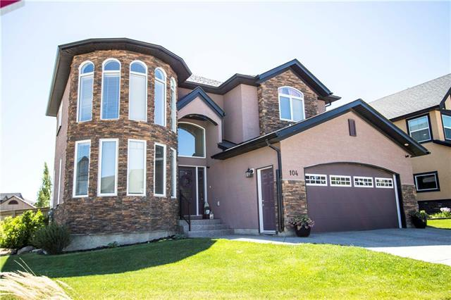 104 Aspenmere Drive, Chestermere, AB T1X 0P1 (#C4201389) :: Redline Real Estate Group Inc
