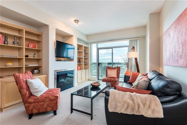 836 15 Avenue SW #1702, Calgary, AB T2R 1S2 (#C4201407) :: Canmore & Banff