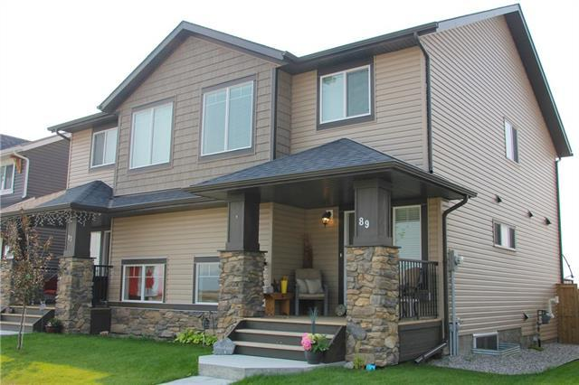 89 River Heights Drive, Cochrane, AB T4C 0Y1 (#C4201410) :: Redline Real Estate Group Inc