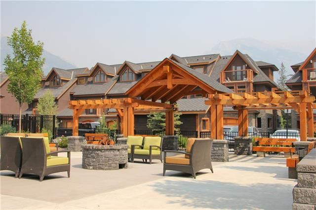 808 Spring Creek Drive #415, Canmore, AB T1W 0K3 (#C4201422) :: The Cliff Stevenson Group