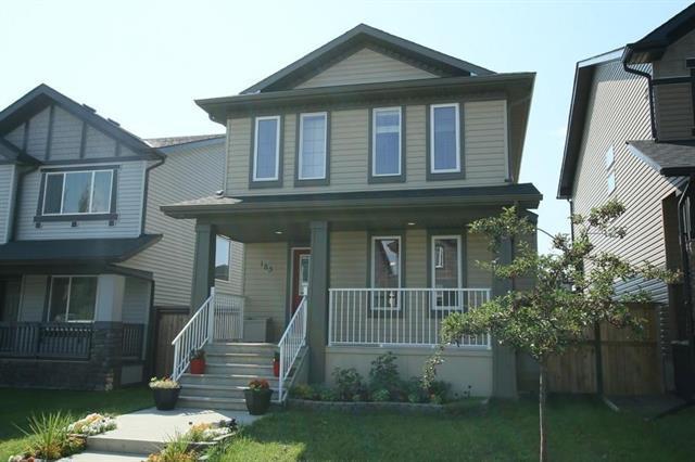 183 Silverado Plains Circle SW, Calgary, AB T2X 0R5 (#C4201460) :: Canmore & Banff