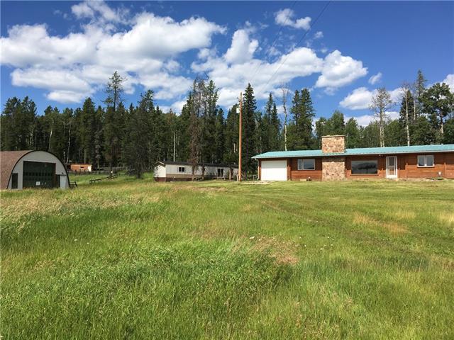 283129 Range Rd 60, Rural Bighorn M.D., AB T4C 1A5 (#C4201471) :: Canmore & Banff