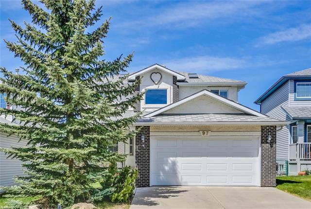 97 Tuscarora Circle NW, Calgary, AB T3L 2B9 (#C4201475) :: Canmore & Banff