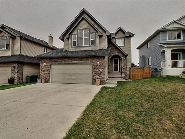 341 West Creek Boulevard, Chestermere, AB T1X 0B2 (#C4201488) :: Redline Real Estate Group Inc