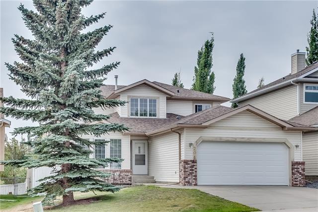 201 Macewan Park View NW, Calgary, AB T3K 4K3 (#C4201496) :: Redline Real Estate Group Inc