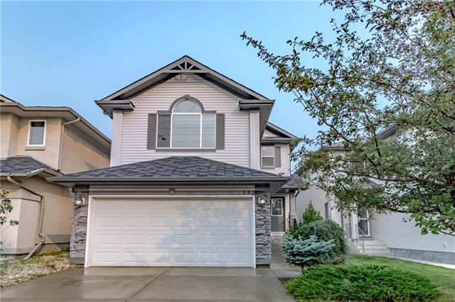 132 Tuscany Ravine Terrace NW, Calgary, AB T3L 2S7 (#C4201509) :: Canmore & Banff