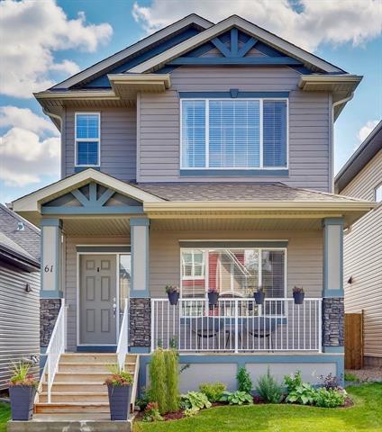 61 Nolanfield Manor NW, Calgary, AB T3R 0E9 (#C4201535) :: Canmore & Banff