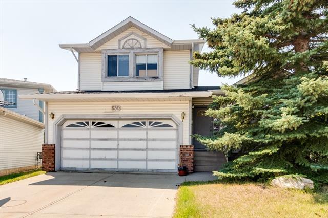 630 Sandringham Place NW, Calgary, AB T3K 3V7 (#C4201537) :: Redline Real Estate Group Inc