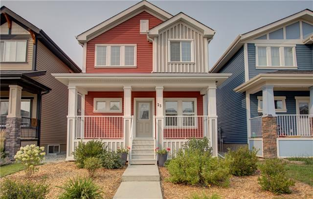 23 Fireside Place, Cochrane, AB T4C 0R3 (#C4201601) :: Redline Real Estate Group Inc