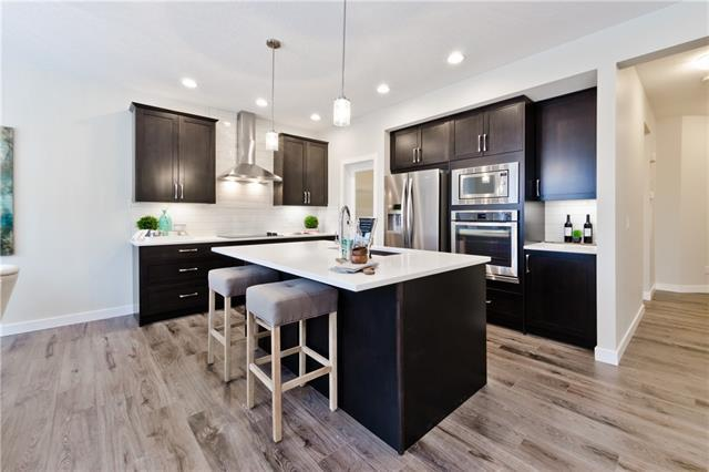 312 Bayview Way SW, Airdrie, AB T4B 4H4 (#C4201627) :: Calgary Homefinders