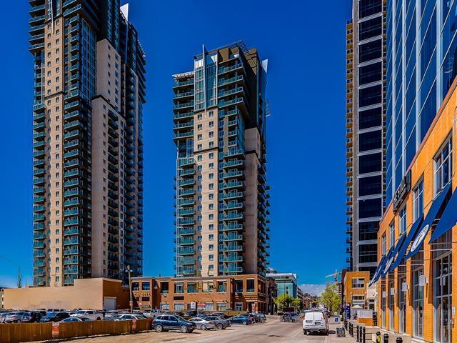 1410 1 Street SE #2304, Calgary, AB T2G 5T7 (#C4201643) :: Canmore & Banff