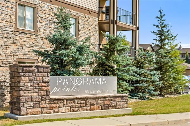 60 Panatella Street NW #4420, Calgary, AB T3K 0M4 (#C4201663) :: Canmore & Banff