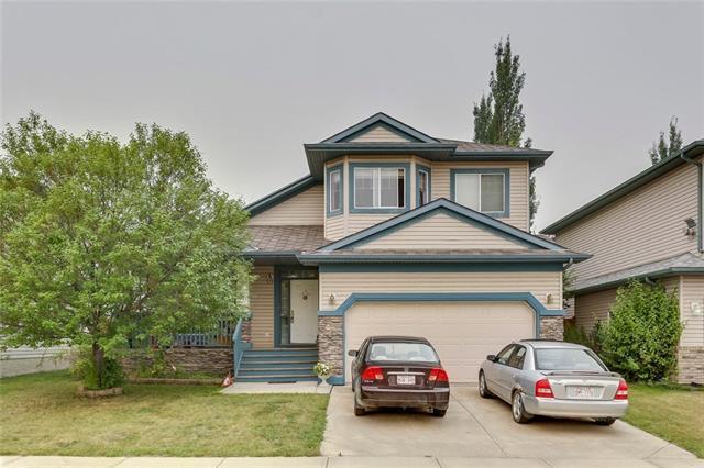 112 West Creek Boulevard, Chestermere, AB T1X 1H2 (#C4201668) :: Calgary Homefinders