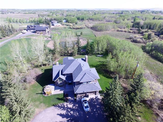 25204 Burma Road, Rural Rocky View County, AB T3R 1B7 (#C4201723) :: Redline Real Estate Group Inc