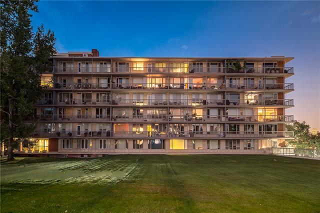 3204 Rideau Place SW #309, Calgary, AB T2S 1Z2 (#C4201828) :: Redline Real Estate Group Inc