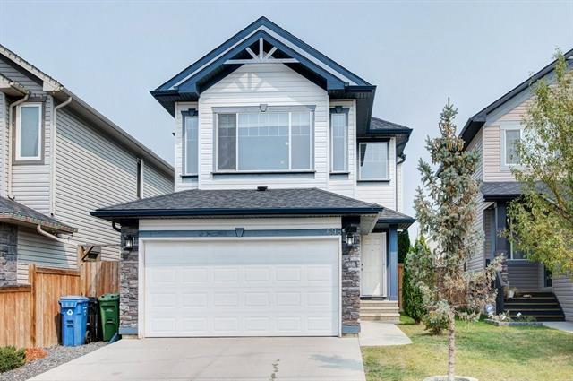 696 Cranston Drive SE, Calgary, AB T3M 1E3 (#C4201883) :: Canmore & Banff
