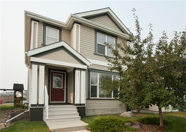 2011 Reunion Boulevard NW, Airdrie, AB T4B 0H2 (#C4201913) :: Canmore & Banff