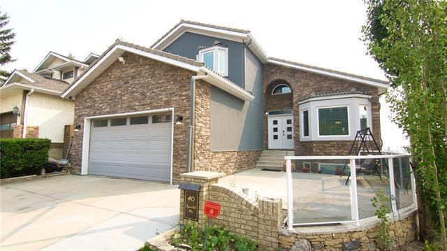 40 Signal Hill Way SW, Calgary, AB T3H 2M2 (#C4201941) :: Canmore & Banff