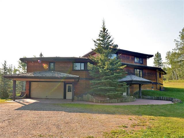 20 Aspen Creek Drive, Rural Foothills M.D., AB T0L 0K0 (#C4201948) :: Calgary Homefinders