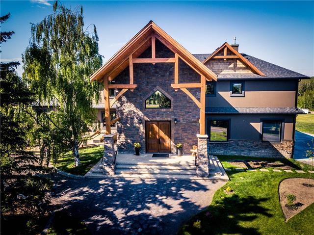 39 Idlewild Estates, Rural Rocky View County, AB T3Z 1J1 (#C4201993) :: The Cliff Stevenson Group