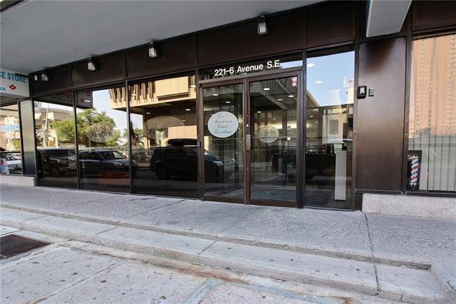 221 6 Avenue SE #2208, Calgary, AB T2G 4Z9 (#C4202006) :: Redline Real Estate Group Inc