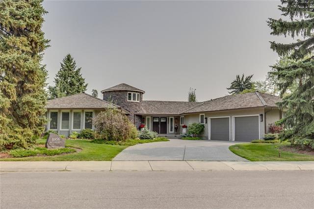 8956 Bay Ridge Drive SW, Calgary, AB T2V 3M8 (#C4202040) :: Calgary Homefinders