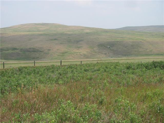 11 Acres Williams Coulee Road, Rural Willow Creek M.D., AB T0L 1R0 (#C4202066) :: Calgary Homefinders