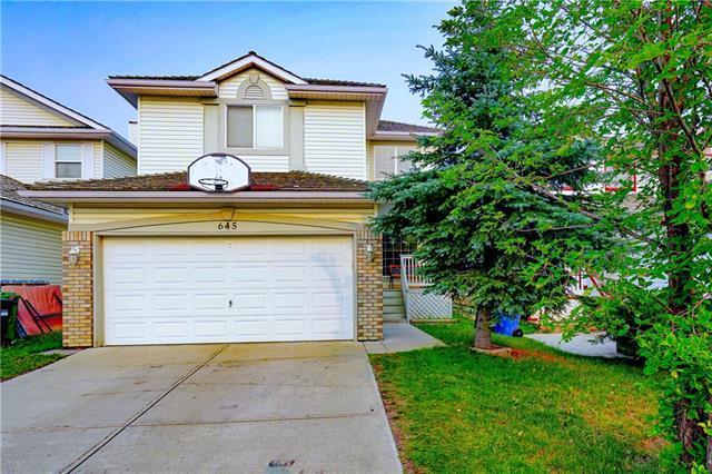 645 Coral Springs Boulevard NE, Calgary, AB T3J 3T1 (#C4202070) :: Redline Real Estate Group Inc
