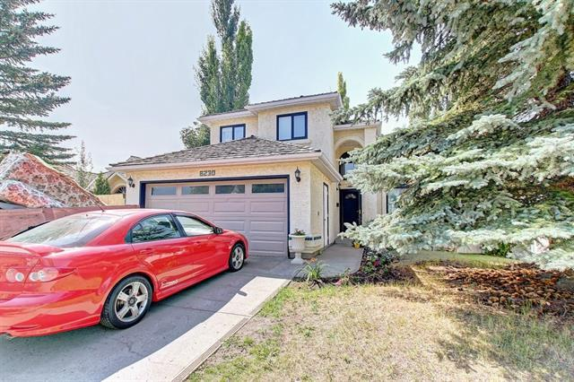 6230 Sierra Morena Boulevard SW, Calgary, AB T3H 2X8 (#C4202081) :: Calgary Homefinders