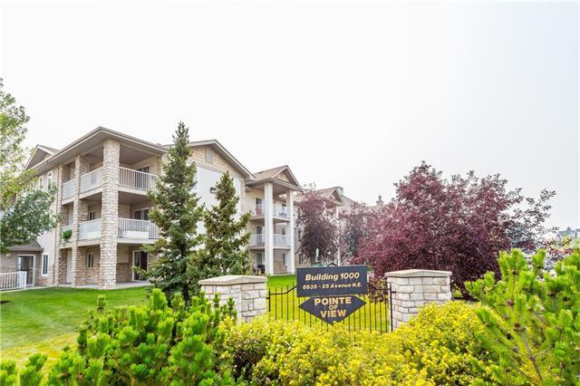 6635 25 Avenue NE #1305, Calgary, AB T1Y 7K9 (#C4202099) :: Calgary Homefinders