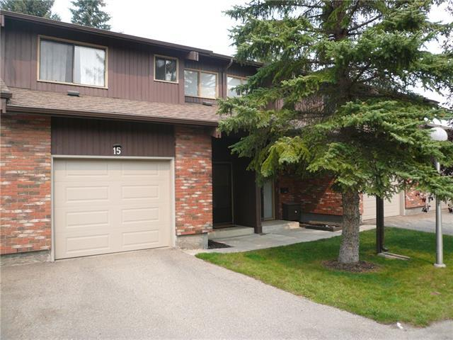 2323 Oakmoor Drive SW #15, Calgary, AB T2V 4T2 (#C4202126) :: Calgary Homefinders