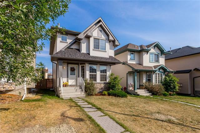 66 Crystal Shores Hill(S), Okotoks, AB T1S 2H8 (#C4202150) :: Canmore & Banff