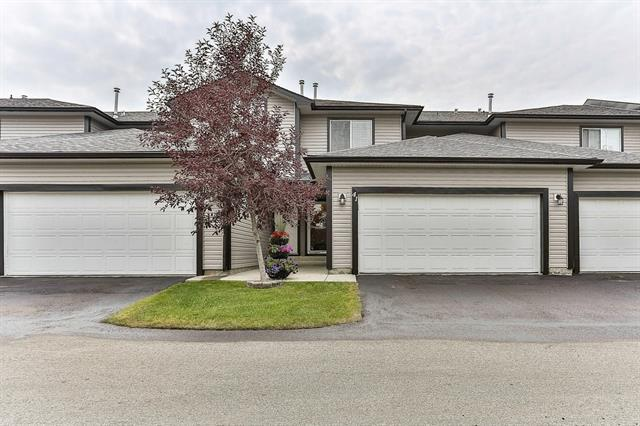 102 Canoe Square SW #41, Airdrie, AB T4B 2Z1 (#C4202202) :: Canmore & Banff