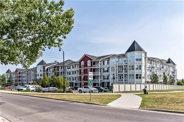 1 Crystal Green Lane #303, Okotoks, AB T1S 0C5 (#C4202228) :: Redline Real Estate Group Inc