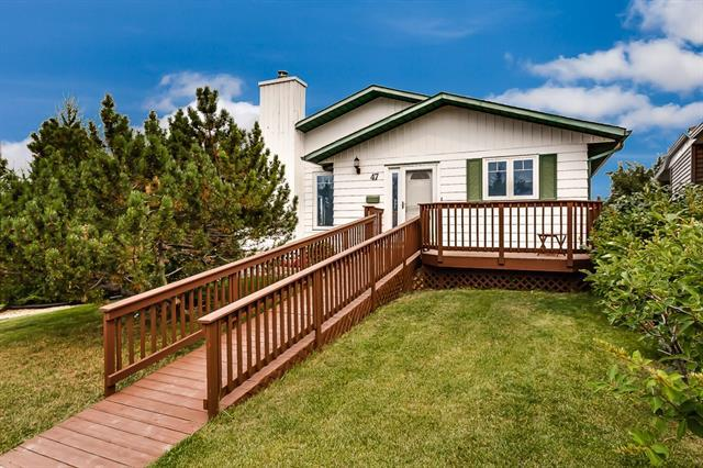 47 Macewan Park Place NW, Calgary, AB T3K 3G3 (#C4202241) :: Calgary Homefinders
