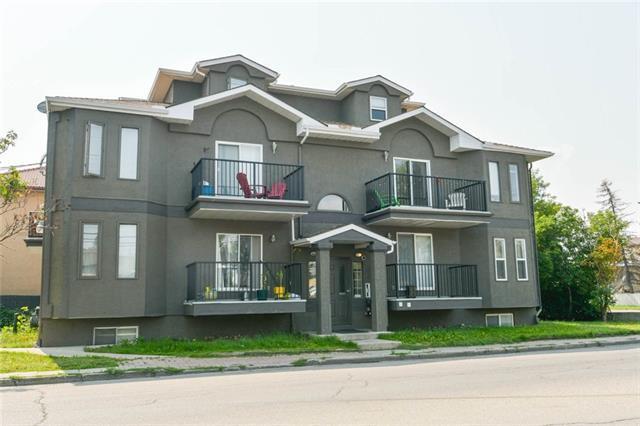 3707 16 Avenue SE #5, Calgary, AB T2J 0V3 (#C4202254) :: Calgary Homefinders