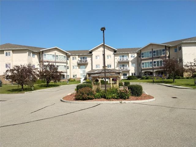 43 Westlake Circle #303, Strathmore, AB T1P 1T6 (#C4202268) :: Your Calgary Real Estate