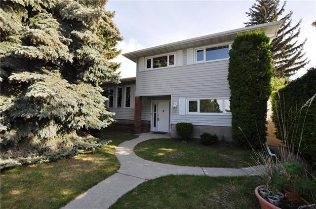 72 Chatham Drive NW, Calgary, AB T2L 0Z5 (#C4202339) :: The Cliff Stevenson Group
