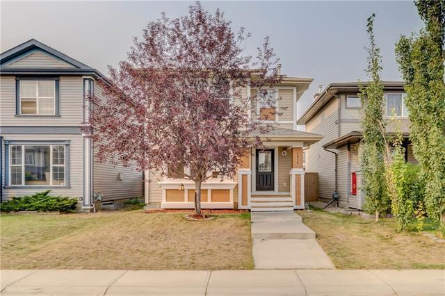 1834 Sagewood Link SW, Airdrie, AB  (#C4202348) :: Canmore & Banff